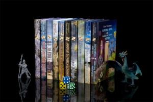 Книги-игры издательства Сергея Селиванова